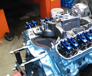 Protect a New/rebuilt Engine; Make a Tool From an Old Distributor to Prime Your Engine's Oiling System