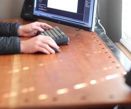 Build a WUDD (Wickedly Usable Dog Desk)