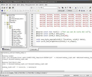 Setup ST Visual Develop With the Cosmic STM8 Compiler