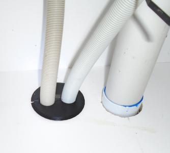 3D Printed Spit Grommet