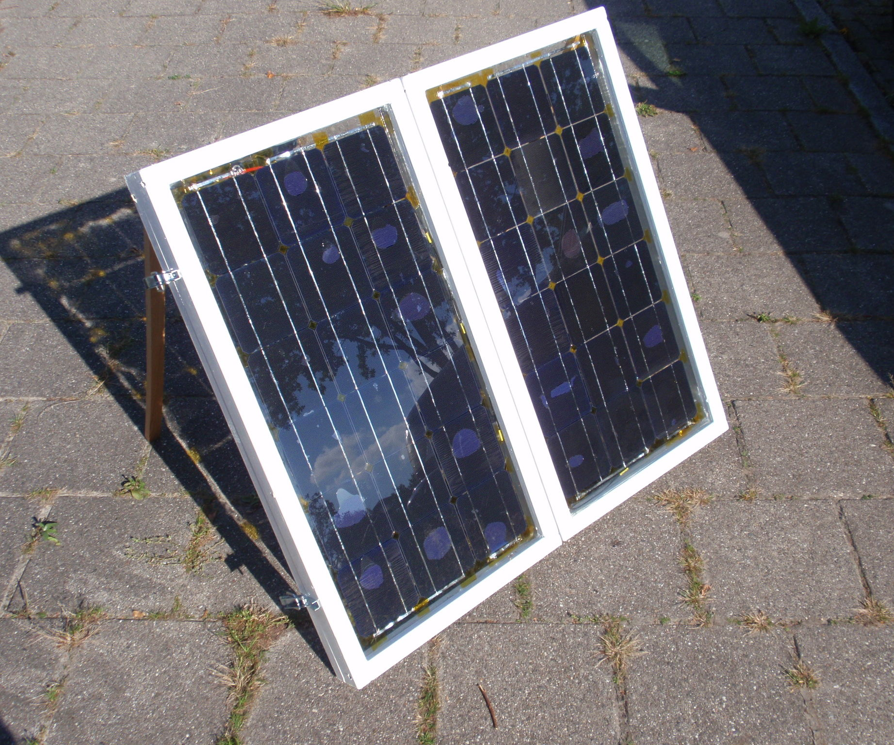 90W Portable Solar Panel