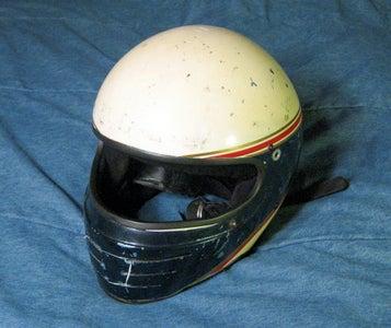 Get a Motorcycle Helmet