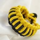 Quick deploy paracord bracelet