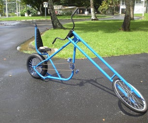 Build a Custom Wide Coaster Hub Bicycle