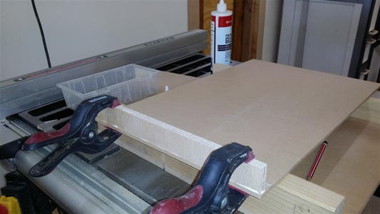 Create the Dust Drawer