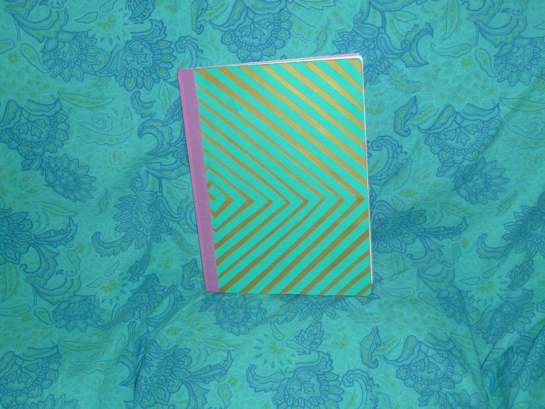 DIY Fashion Notebook