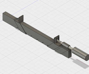 Wooden Bar Clamps - Steel Parts Edition