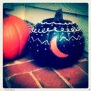 No Carve Pumpkin