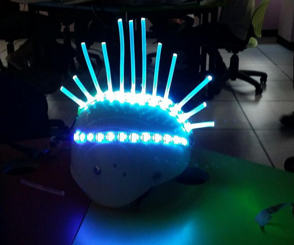Techno Mohawk