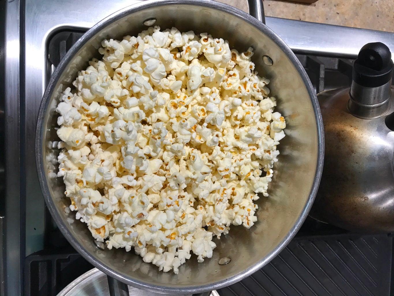 Pop the Popcorn
