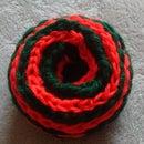 Making a Crochet Holed Sock Torus