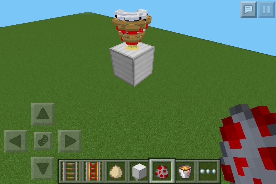 Chicken Bomb - Minecraft PE
