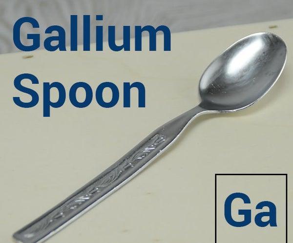 Make a Melting Spoon