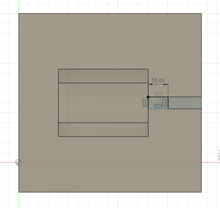 Design Process - Moving Fixture - Alignment Sides