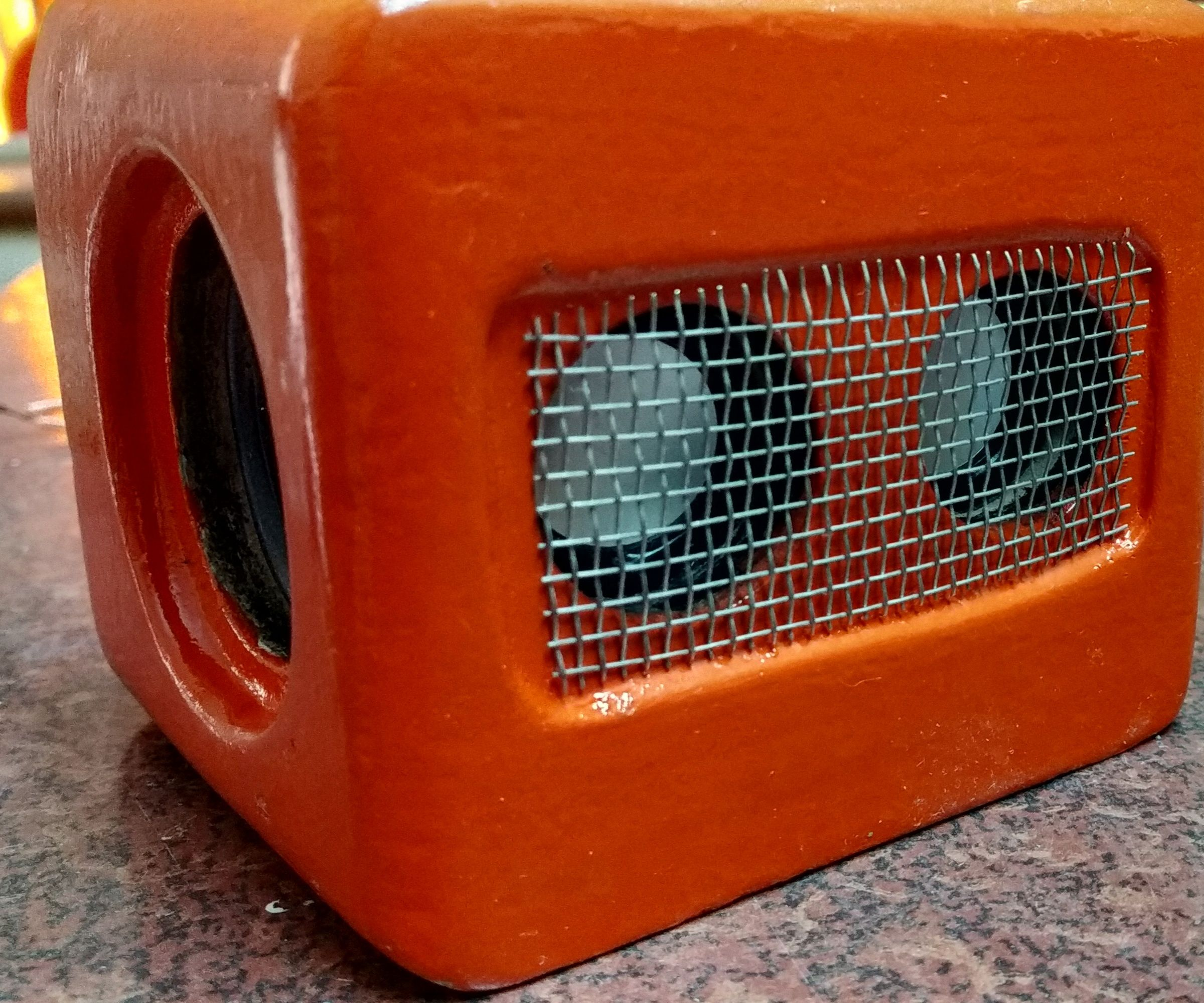 Super Mini Speaker Double Channel