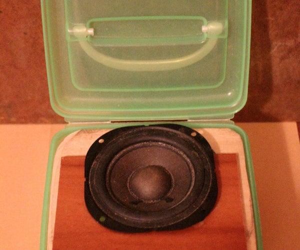 Custom Portable Speaker