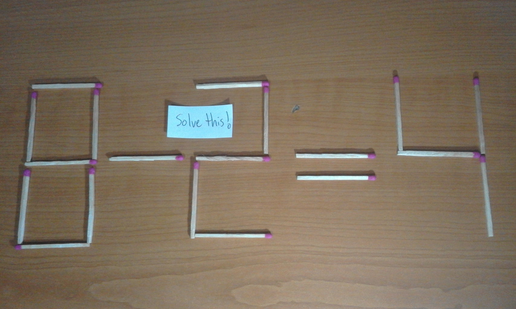 Puzzle #6 (Hard)