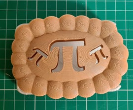 3D Printable Pi Pie Raspberry Pi Case Using Tinkercad!