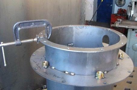 Downdraft Reactor - 4
