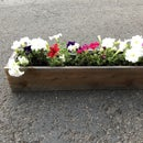 Mother's Day Planter Box