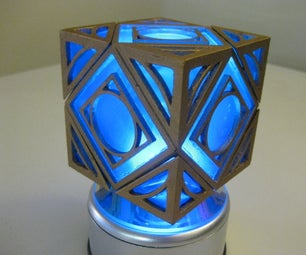 Unlocking Jedi Holocron Replica From Star Wars: the Clone Wars Animated