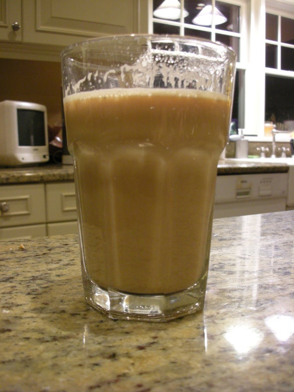 Delicious, Sweet Milk Tea