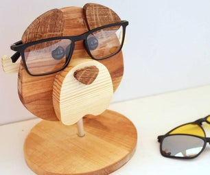 Сute Stand for Eyeglass.