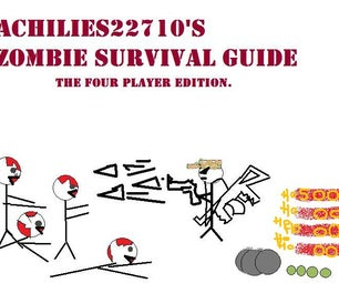 Basically the All in One Z.s.g (zombie Survival Guide)black Ops Edition