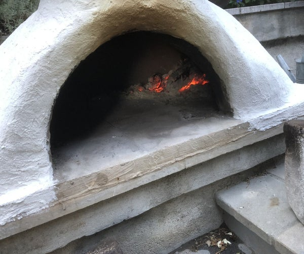 Perlite Traditional Pizza Oven