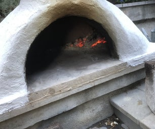 Perlite Traditional Pizza Oven