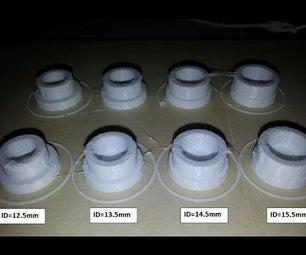 3D Printer - Verifying Accuracy of Print