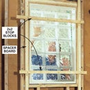 How To Install a Glass Block Window