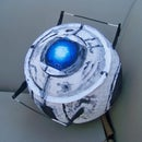 DIY Wheatley From Playground Ball!