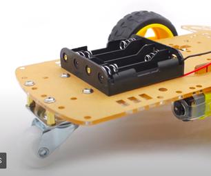 Audiono Smart Car Instructions