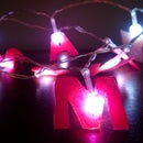 Personalised Fairy Lights
