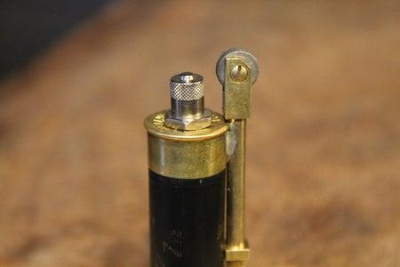 Shotgun Shell Lighter V2