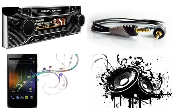Add AUX Input & Speakers to Your Car's Radio