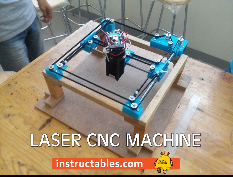 Laser CNC Machine