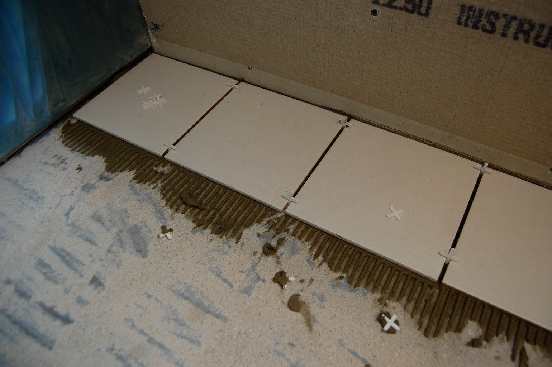 Tiling: Floors