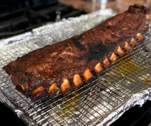 Hack Your BBQ Ribs!