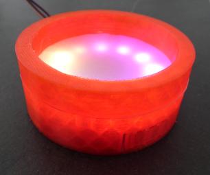 RGB LED Mini Lamp