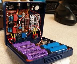 Modern JukeBox - CMOY Amplifier and Bluetooth Speaker