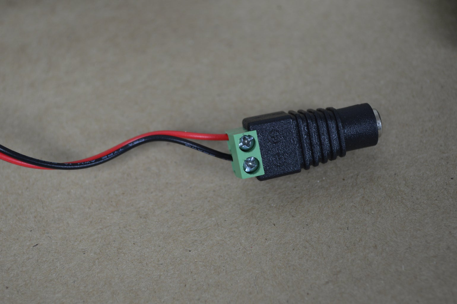 Connect Power to SSC-32