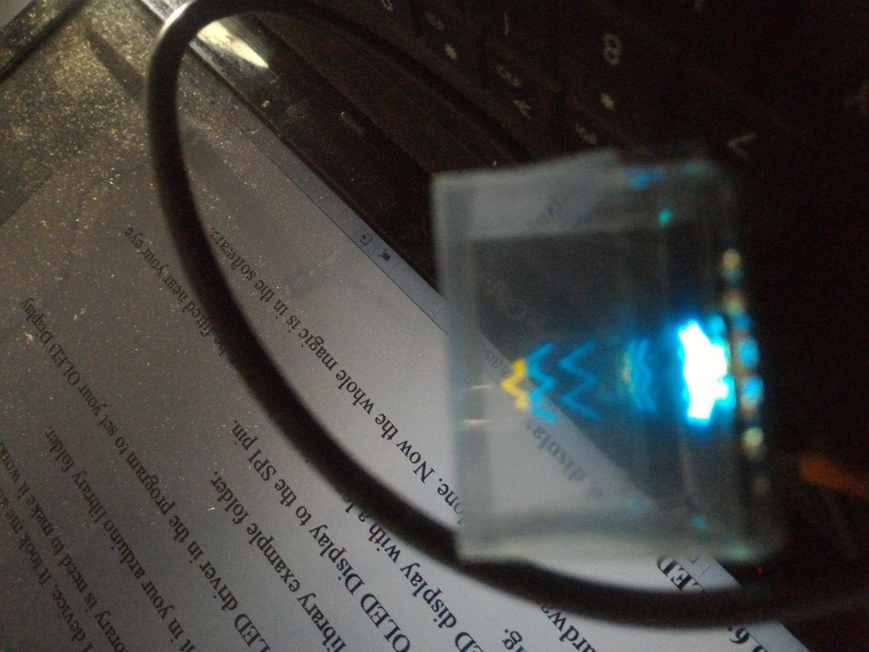 OLED and AR Display