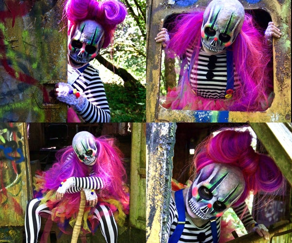 Maimie the Clown Costume