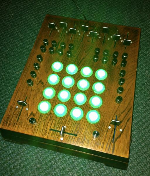 Custom Built MIDI Controller