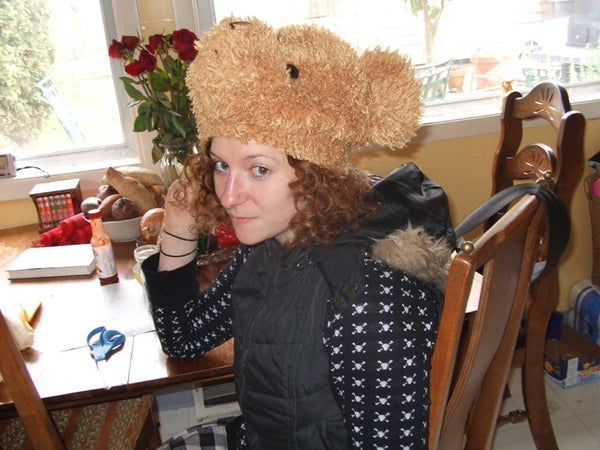 Make a Unique Hat From a Stuffed Animal