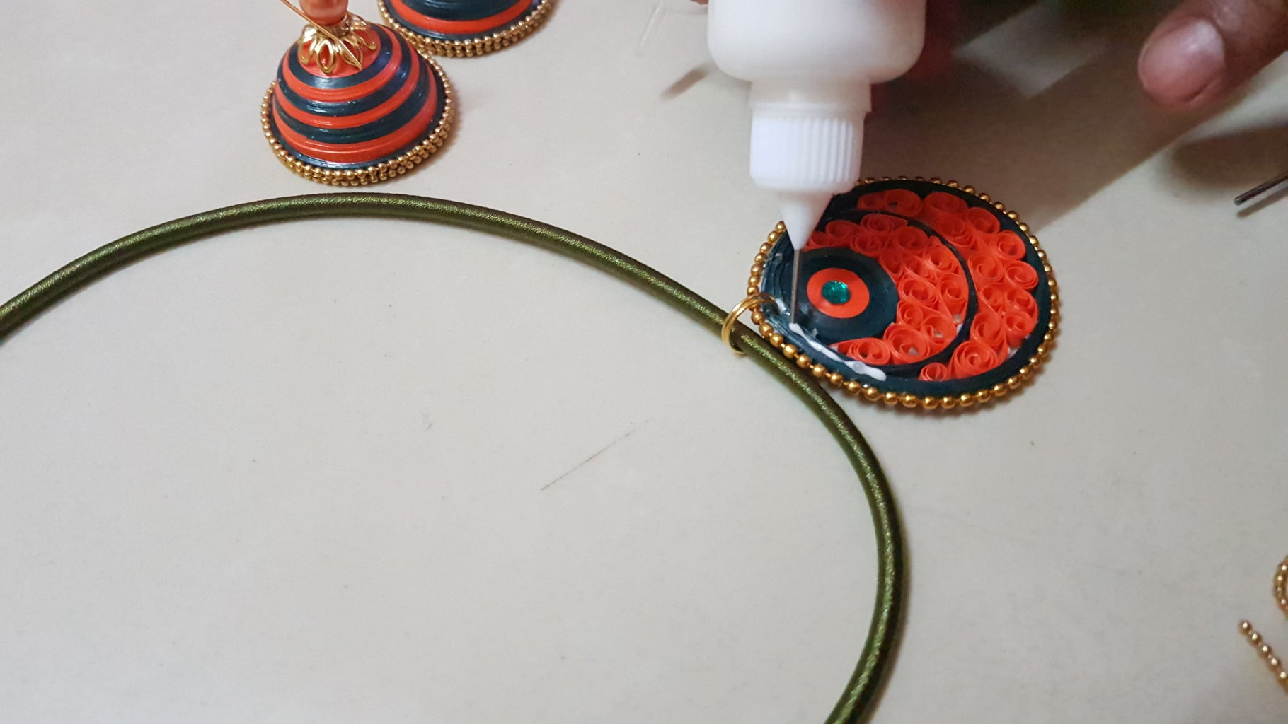 Add Necklace Cord