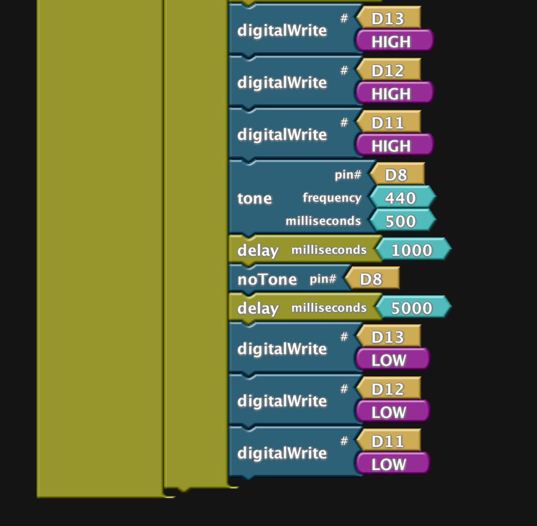 Arduino Block Code