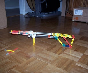 Knex High Powered Rifle